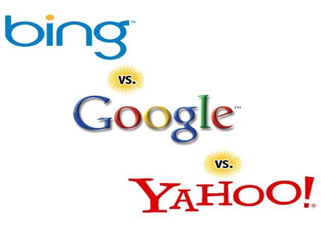 El Bing de Microsoft cae al quinto puesto mundial de búsquedas