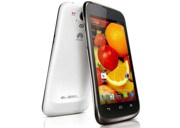 Huawei Ascend P1 30
