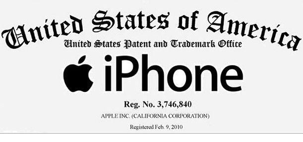 Apple pierde la exclusividad de la marca iPhone en Brasil 31