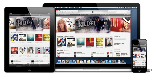 Ya se han vendido 25.000 millones de canciones en iTunes