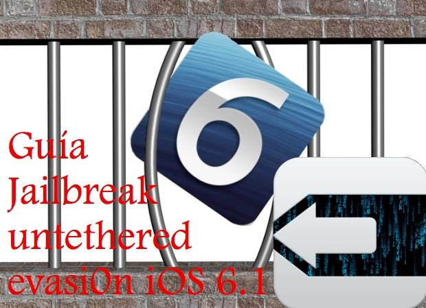 Guía Jailbreak untethered iPhone, iPod touch y iPad en iOS 6 – iOS 6.1