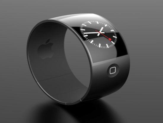 Apple patenta otro diseño del reloj inteligente iWatch 29