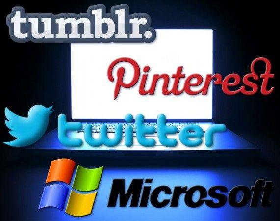 Microsoft, blanco del mismo ciberataque que Apple, Facebook, Twitter o Pinterest
