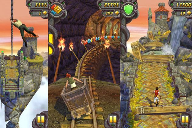 Temple Run 2 bate récords con 50 millones de descargas