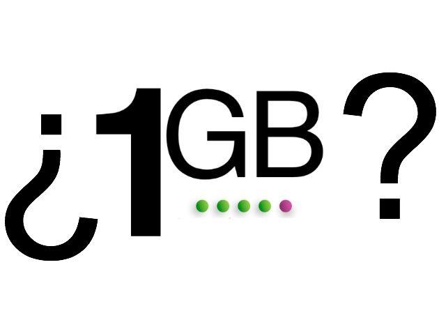 ¿Cuánto es 1 Gbyte? Equivalencia media en fotos, vídeos y mucho más