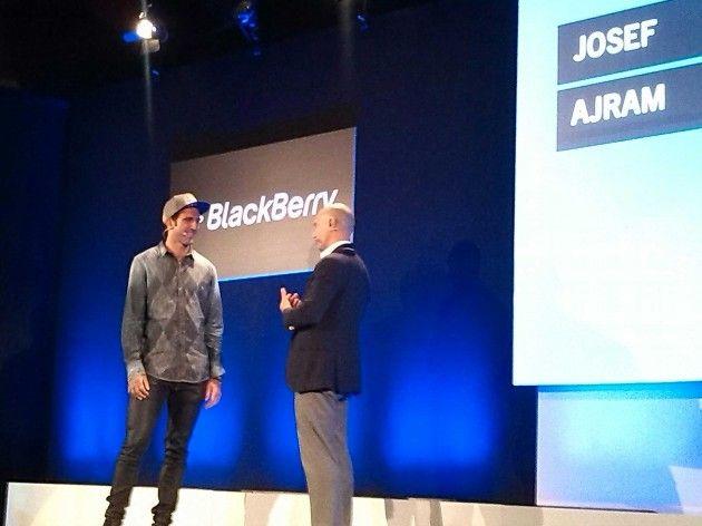 BlackBerry 10 llega a España con el terminal Z10 30