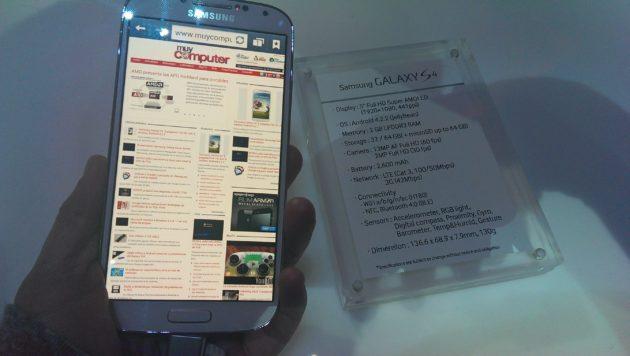 Galaxy S4 tienen un coste de fabricación de 244 dólares 29