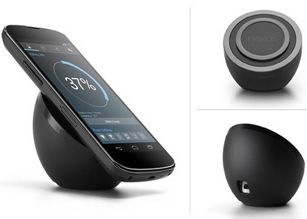 Base para el Nexus 4