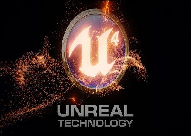 Unreal Engine logo 1