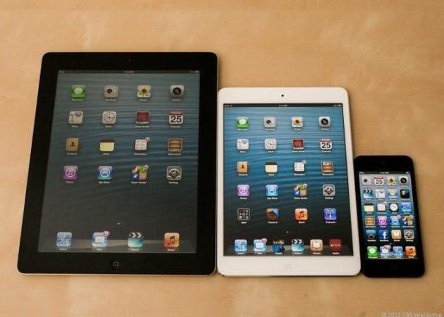Apple iPhone e iPad