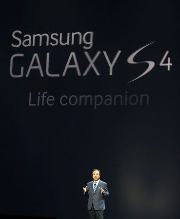 Nuevo CEO de Samsung