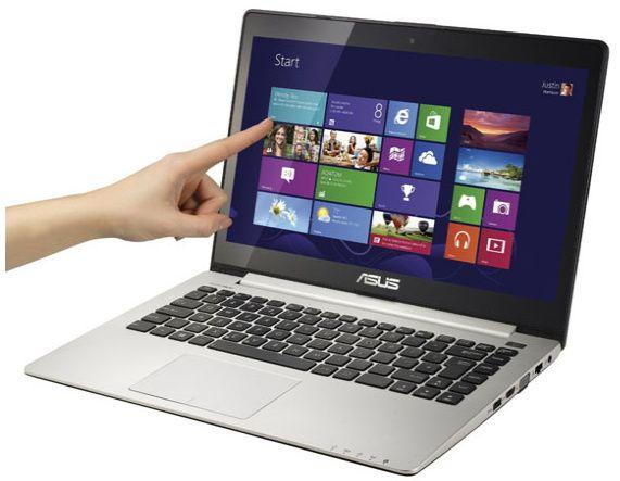 ASUS VivoBook S550CM, Ultrabook económico de gran tamaño 30