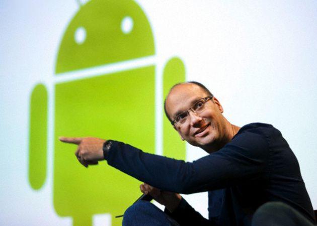 Google releva a Andy Rubin en la dirección de Android 36