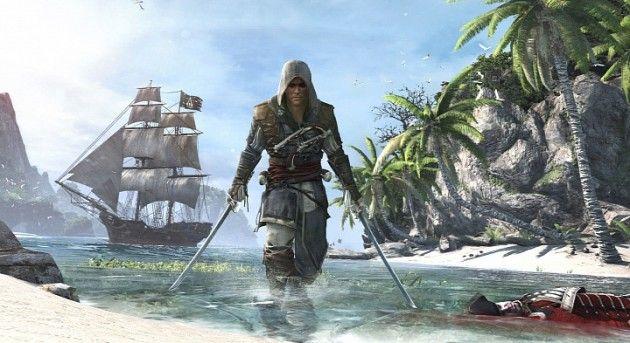 Imágenes oficiales del Assassin's Creed 4: Black Flag 28