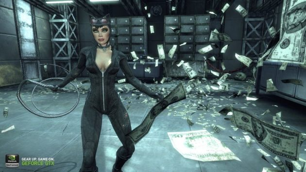 Batman PhysX