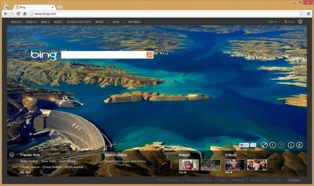 Bing revision 2 630x375 Microsoft testea nuevo diseño para la página de inicio de Bing