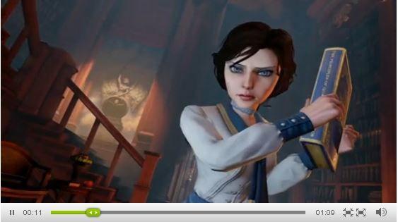 Bioshock Infinite, tráiler de lanzamiento 36