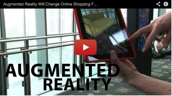 Augment, app for augmented reality purchases