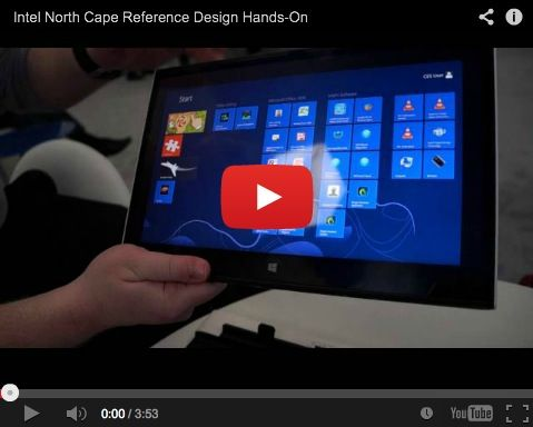 Intel North Cape Reference Design Hands-on