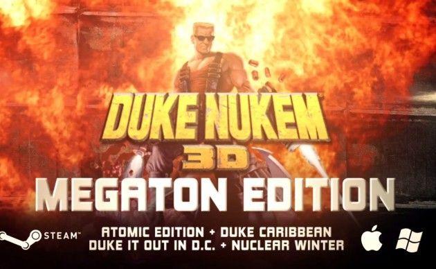 duke nukem 3d megaton edition