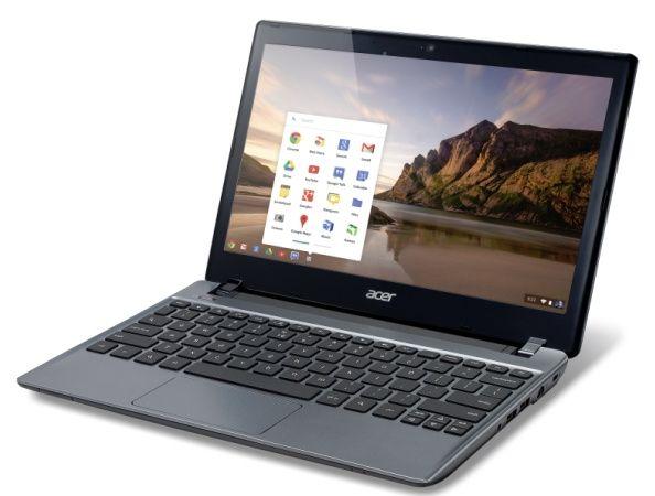 Acer mejora su Chromebook C7