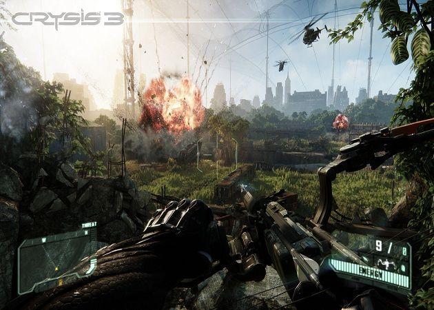 Portada Crysis 3