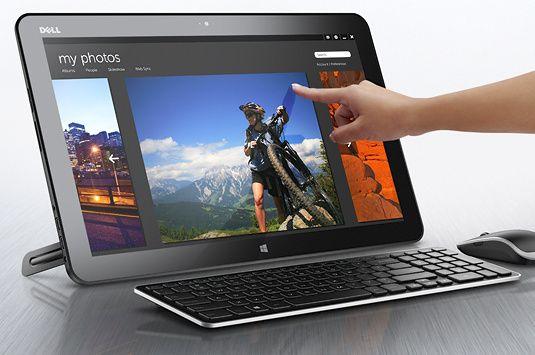 AIO Dell XPS 18 convertible a tablet gigante de 18 pulgadas 28