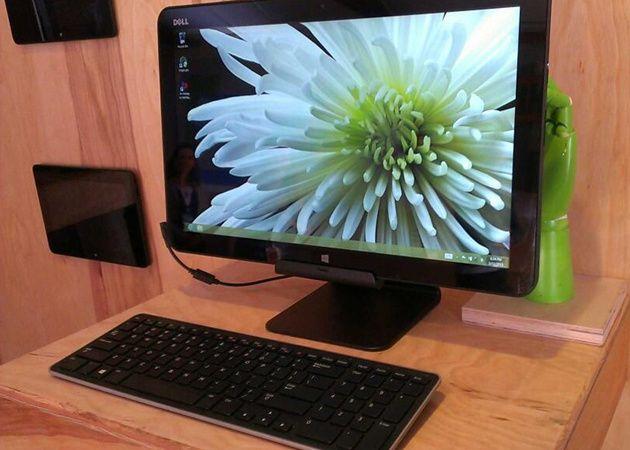 AIO Dell XPS 18 convertible a tablet gigante de 18 pulgadas 27