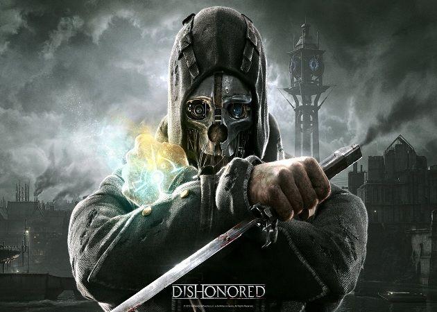 Portada Dishonored