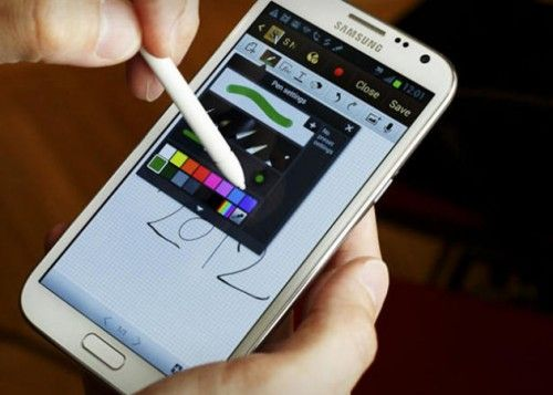 Samsung mostrará Galaxy Note 3 a AT&T 29