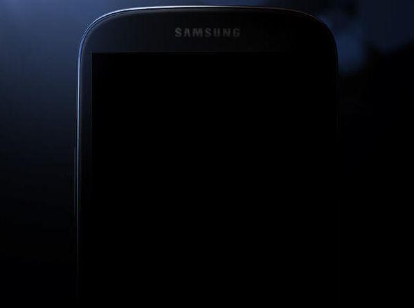 Primera imagen oficial del Galaxy S IV