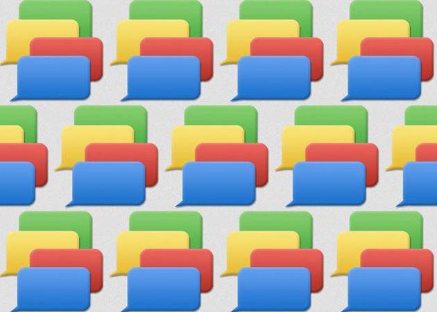 Google desarrolla el superservicio de mensajería Babble