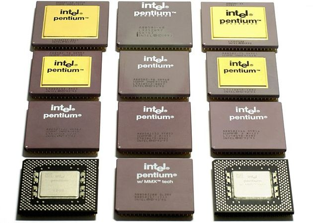 El Intel Pentium cumple veinte años 30