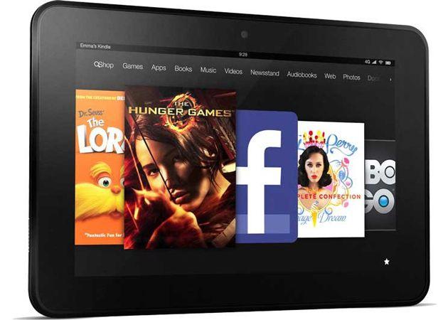 """Kindle Fire HD 8,9"""" ya está disponible en Amazon.es 29"""