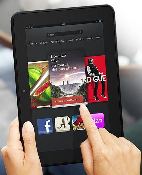 """Kindle Fire HD 8,9"""" ya está disponible en Amazon.es 30"""