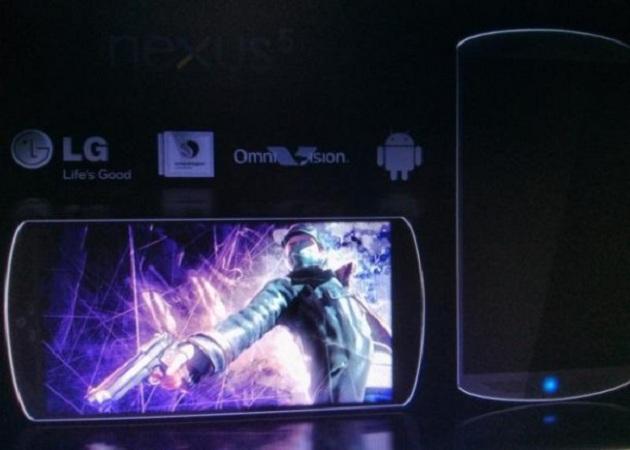 Nexus 5 rumor
