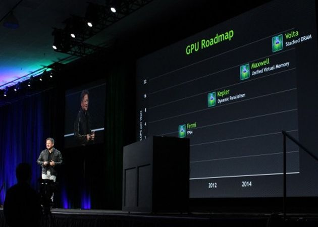 Así es la próxima arquitectura de GPU 'Volta' de NVIDIA 30