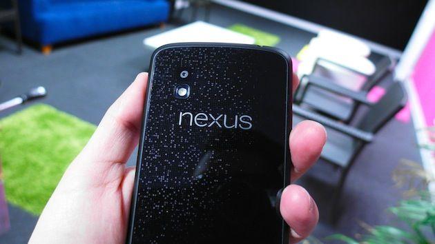 Google Nexus 4 40