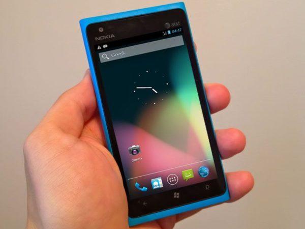 Nokia respondería a un Microsoft Surface Phone con un Lumia con Android 32