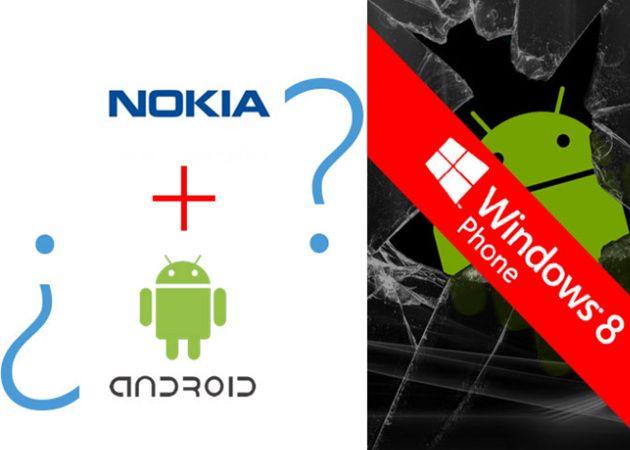 Nokia respondería a un Microsoft Surface Phone con un Lumia con Android 31