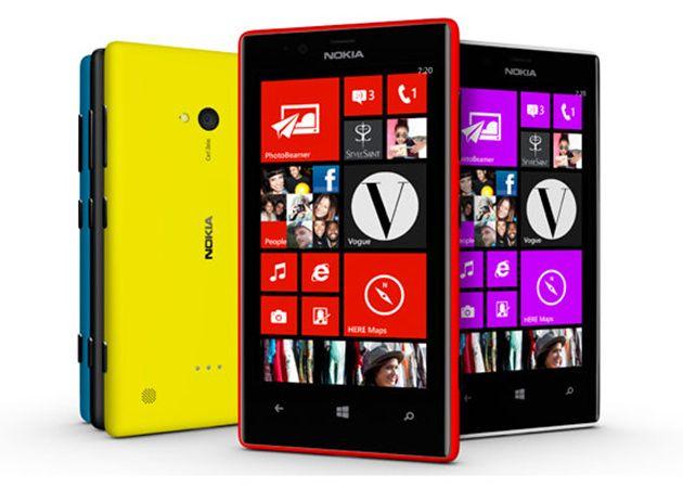 Nokia Lumia 720 y Lumia 520, a la venta 28