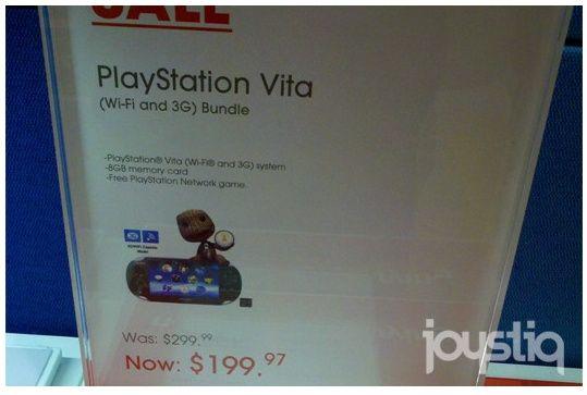 Sony baja el precio de PS Vita en EE.UU 30