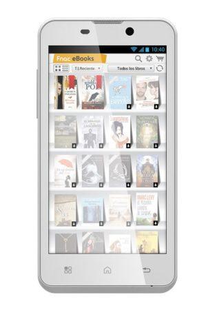 FNAC Phablet 4.5, smartphone de grandes dimensiones y precio contenido 28