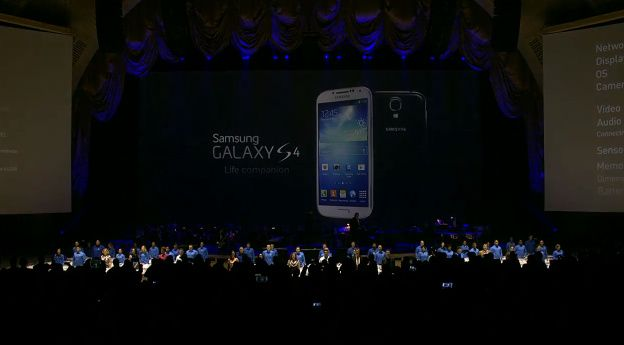 Presentación Samsung Galaxy S4 en directo 41