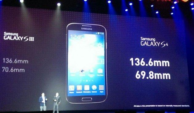 Presentación Samsung Galaxy S4 en directo 39