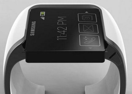 Samsung confirma su reloj inteligente 29