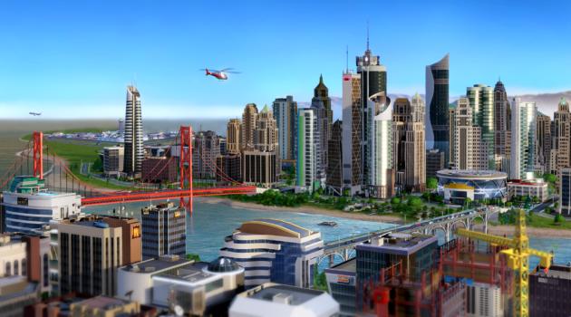 Panorámica SimCity