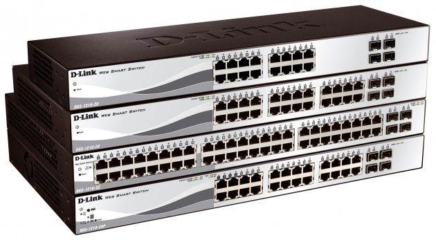 Nuevos smart switches DGS-1210 de D-Link 28