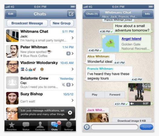 WhatsApp para iOS ya no es para siempre, llega la licencia anual 27