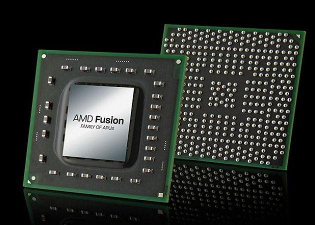 APU AMD Fusion